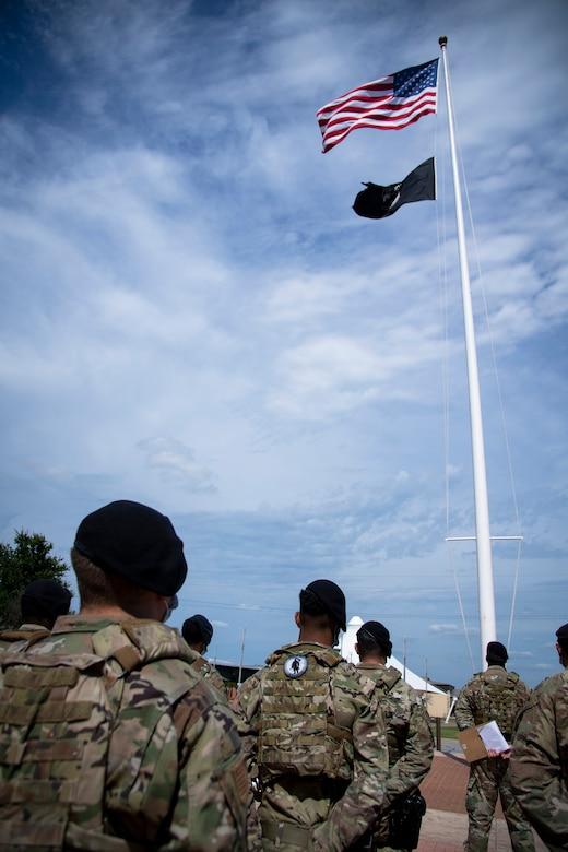 Sheppard AFB Police Week Retreat