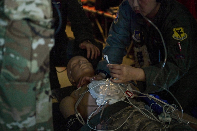18 AES medical training