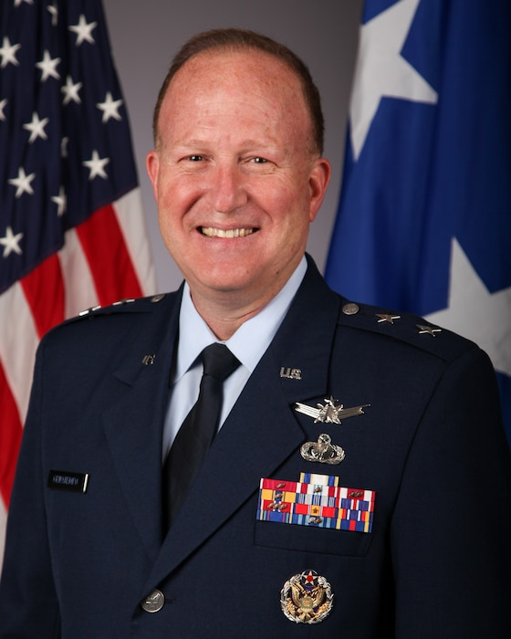 Official Bio Photo of Maj. Gen. Genatempo