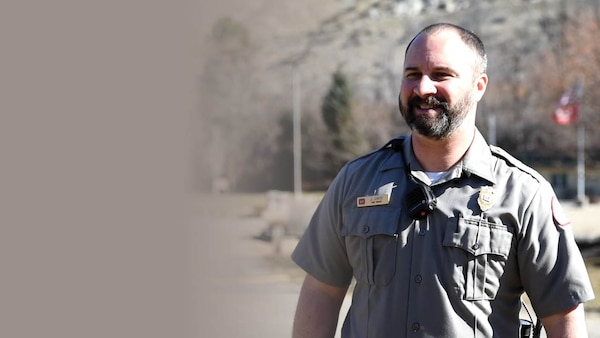 For Jake Cordtz, it was never a question. The best place to work was the outside, and it was only a matter of time before he became a park ranger for the U.S. Army Corps of Engineers.