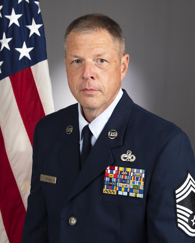 Chief Master Sergeant Michael Duganieri