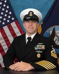 Command Master Chief Joseph D. James