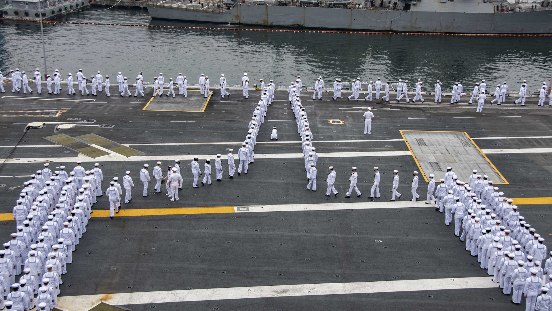 USS Ronald Reagan Carrier Strike Group departs Yokosuka to support Free and Open Indo-Pacific