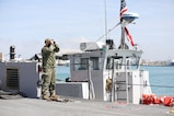 Mission success for Joint Forces at Port of Durres