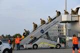 V Corps arrives in Europe for DEFENDER-Europe 21