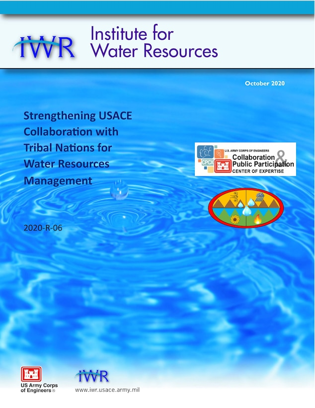 Cover Page Strengthening USACE Collaboration with Tribal Nations for Water Resources Management