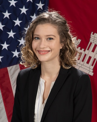 Julia Zimmerman is researching infrastructure resilience to compounded threats and techniques for the U.S. Army Engineer Research and Development Center.