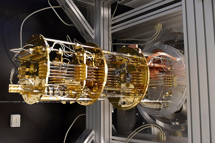 Disruptive Technology: The Quantum Frontier