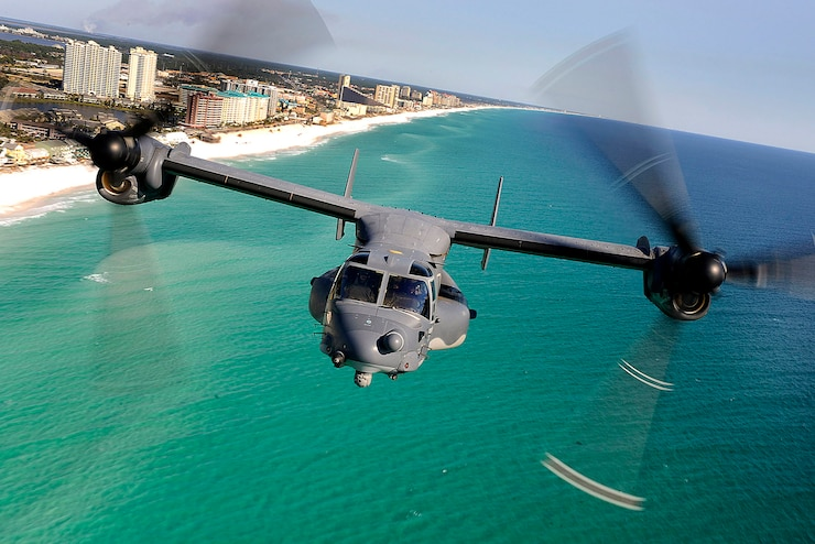 Airframe: The CV-22 Osprey