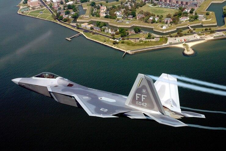 Airframe: The F-22 Raptor