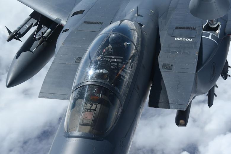 U.S. Air Force F-15