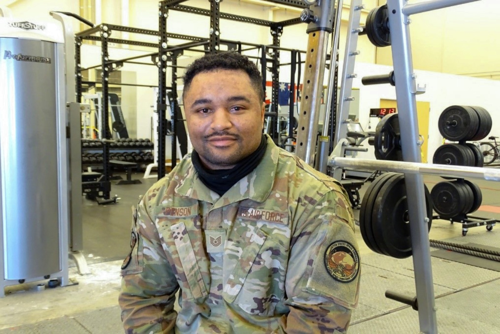 Photo of Technical Sergeant Chad Penson