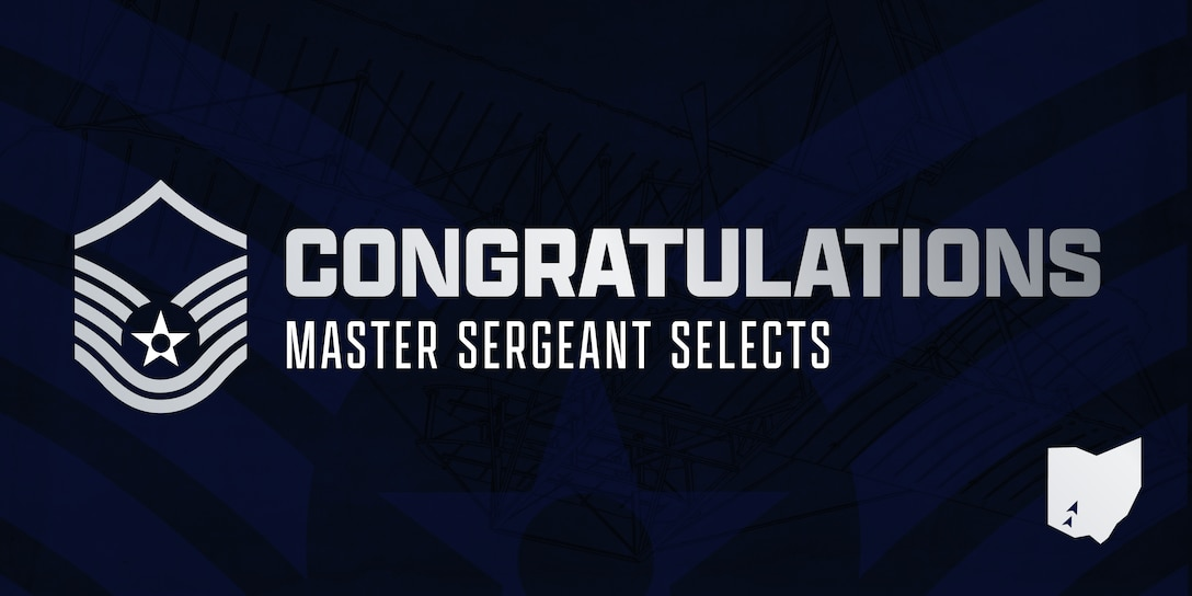 Master Sergeant Select Graphic (Air Force graphic by David Clingerman)