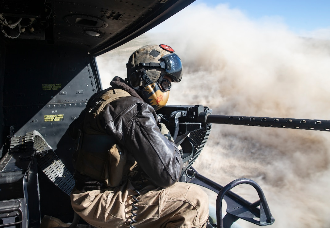 HMLA-167 is a subordinate unit of 2nd Marine Aircraft Wing, the aviation combat element of II Marine Expeditionary Force. (U.S. Marine Corps photo by LCpl. Yuritzy Gomez)