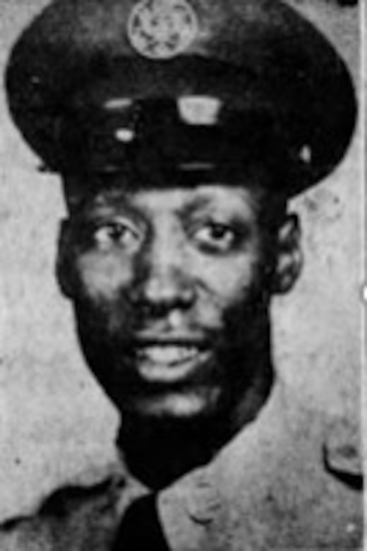 Airman 3rd Class Norman Wilson, 812th Air Police Squadron, died when Transocean Airlines Flight 942 crashed in Union City, Calif., March 20, 1953. (Courtesy Photo)
