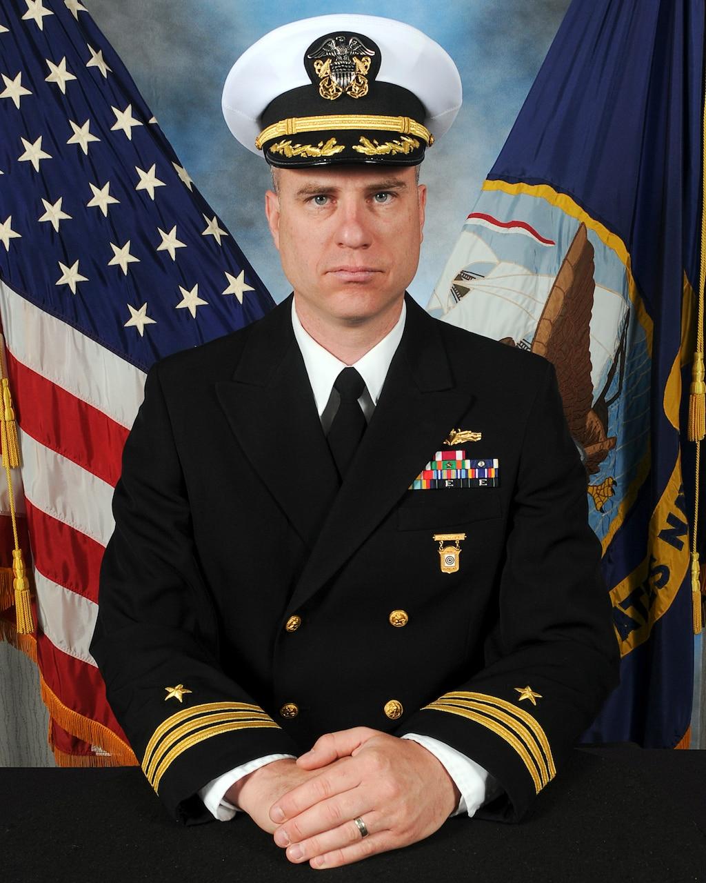Commander Derek Rader