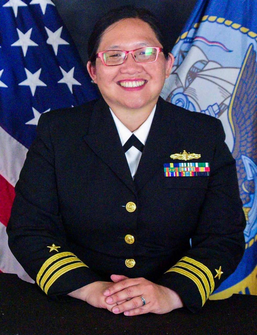CDR Alyssa Armstrong