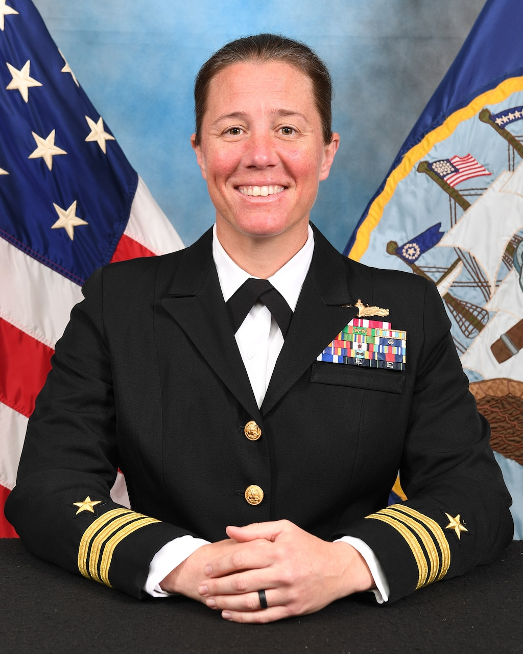 CDR Kathleen R. Whitman
