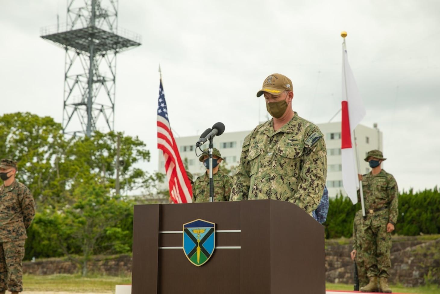 USS New Orleans participates in ARC 21