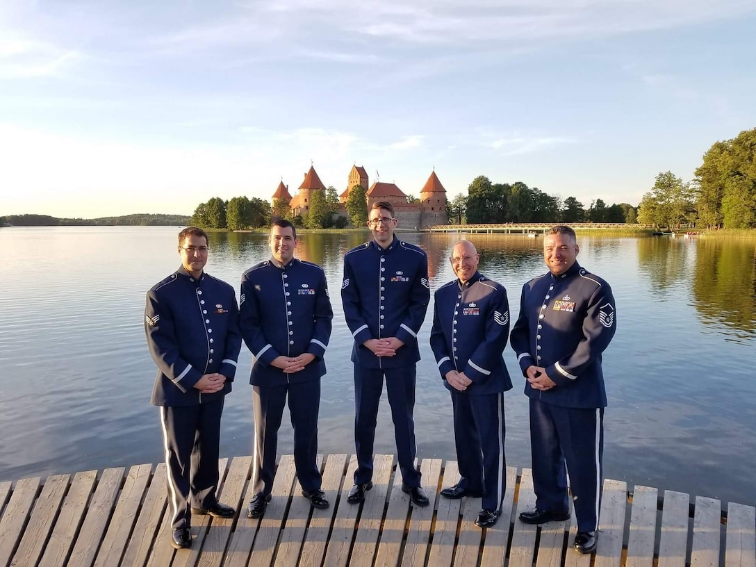 Brass in Blue travels to Lithuania