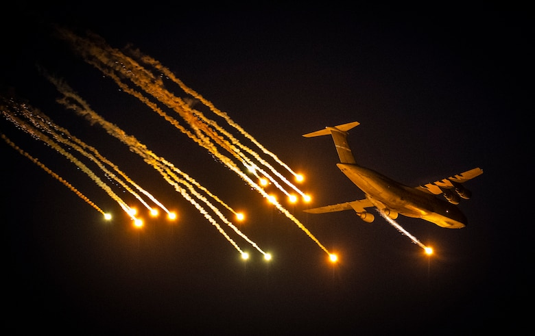 C-5 flare test