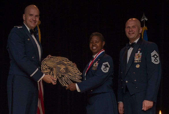 Holloman welcomes newest chiefs during recognition ceremony