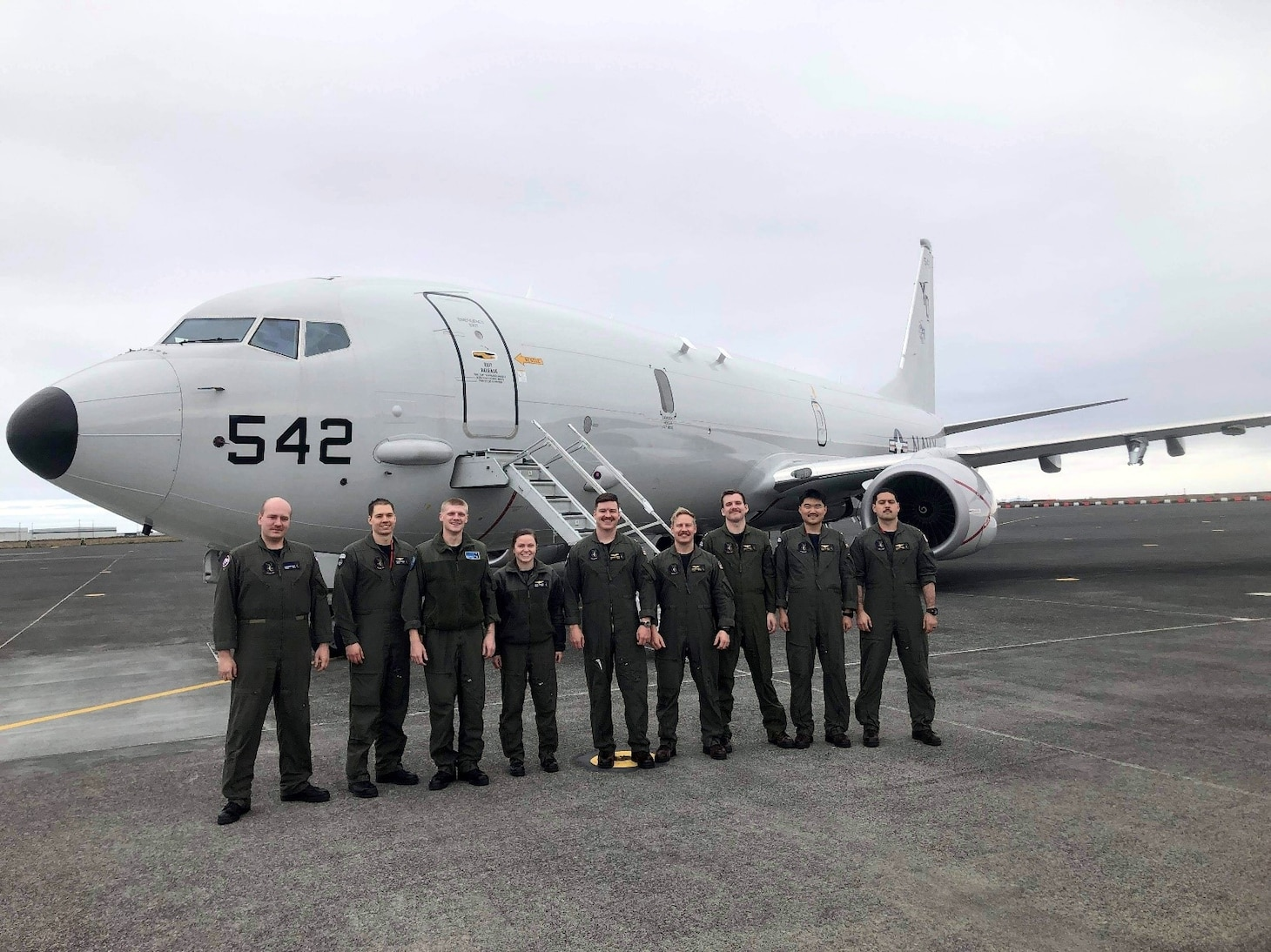 VP-4's Combat Aircrew 11 completes the final flight for Joint Warrior 21-1 on the 18th of May 2021.
