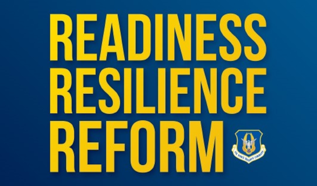 Readiness, Resilience and Reform