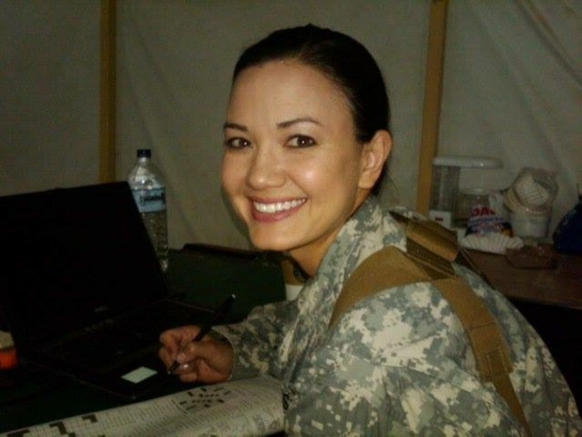 Lt. Col. Marie Roberts