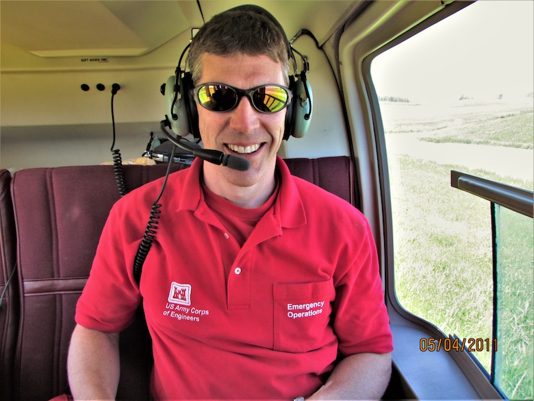 IN THE PHOTO, Darian Chasteen in the cockpit of an airplane. Chasteen recently passed away, losing a hard-fought battle with cancer. While he is physically no longer with the district, his legacy will live on through stories and memories forever.