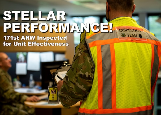 Graphic for Stellar Performance News Article showing IG member inspecting.