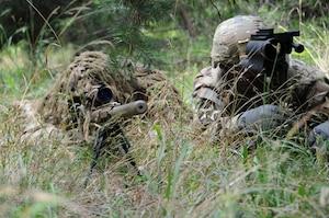 M110 7.62mm Semi-Automatic Sniper System (SASS)