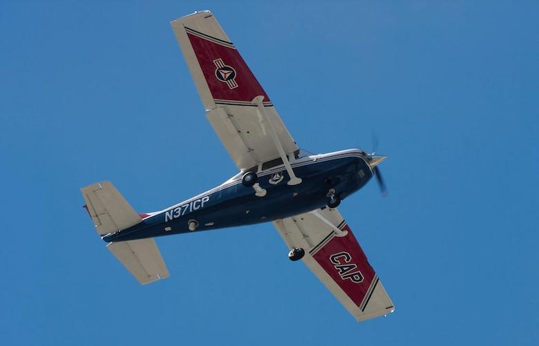 Civil Air Patrol Plane