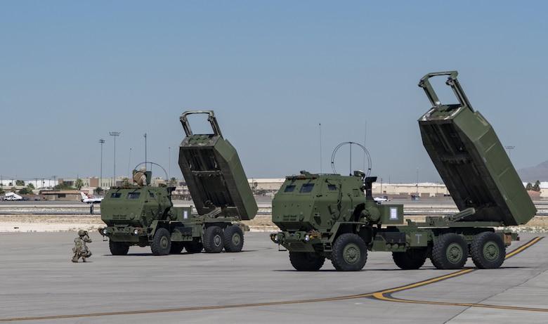 M142 High Mobility Artillery Rocket System