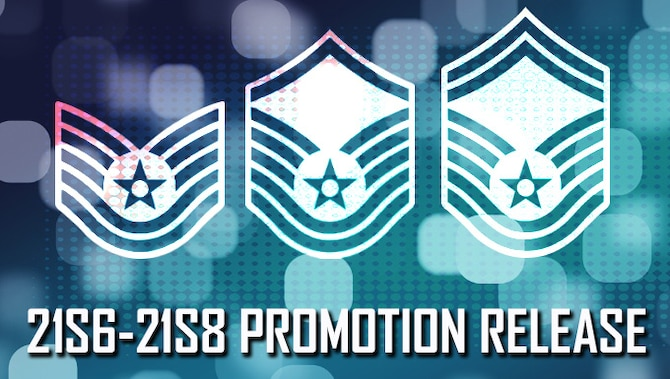 Blue graphic with S6-S8 stripes announcing promotion release