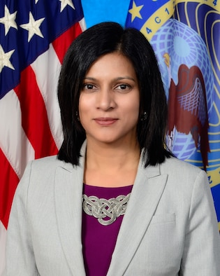 This is the official photo of Ms. Sharothi Pikar.