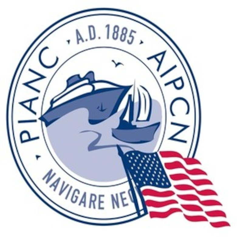 Logo for PIANC USA