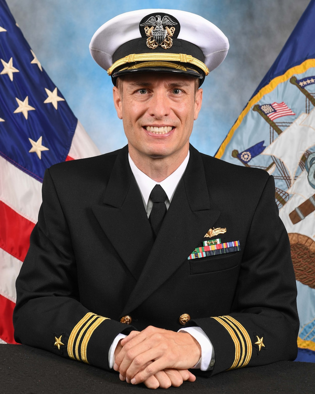 LCDR Justin L. Guernsey