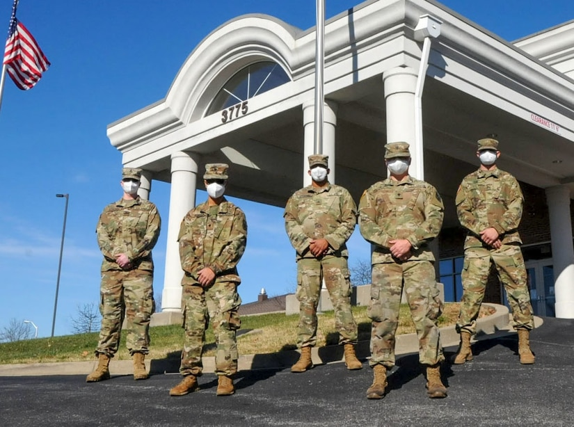 Kentucky Guard supports long-term health care facilities during COVID-19