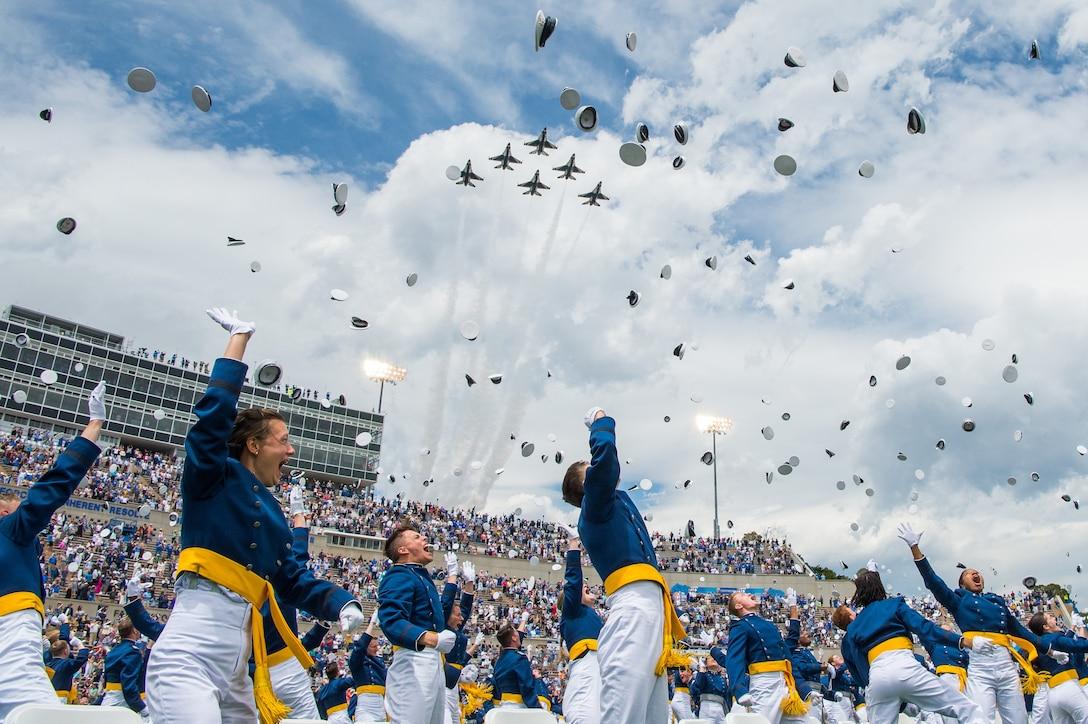 U.S. Air Force Academy Graduation 2021