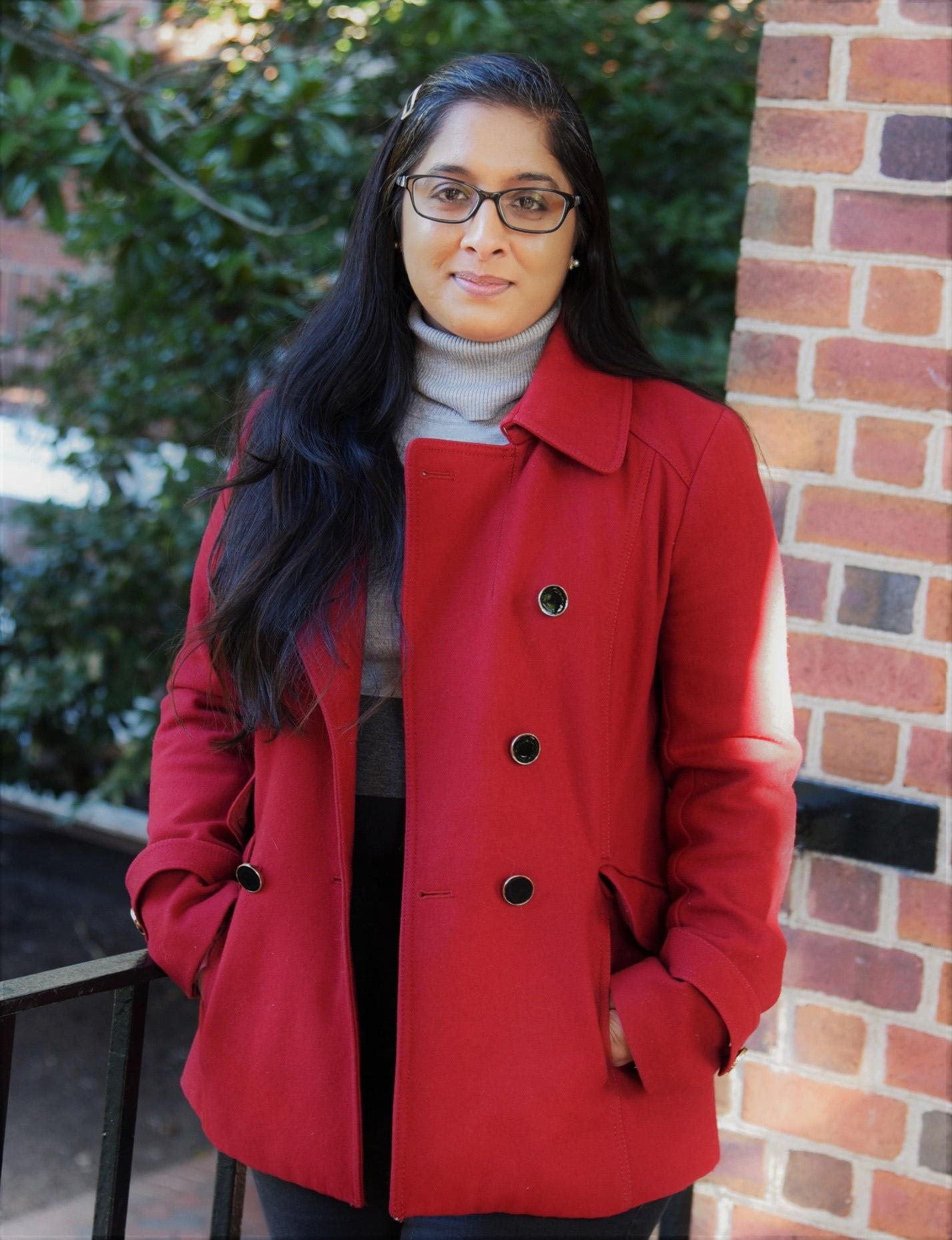 NRL Scientist Celebrates Her Heritage and STEM Career