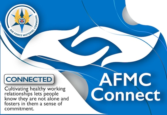 Connected is the AFMC Connect focus for June 2021.