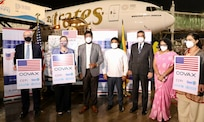 U.S. donates nearly 800,000 Pfizer-BioNTech vaccines to Sri Lanka.