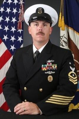 Command Senior Chief Joseph Hanley