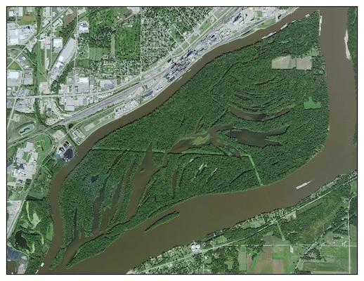 Beaver Island Habitat Rehabilitation and Enhancement Project