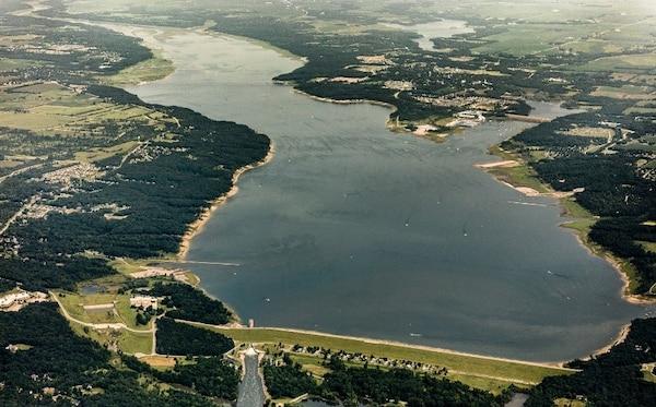 Saylorville Lake and Dam