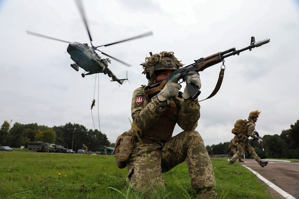 Large-scale Ukrainian-American military exercise strengthens cooperation