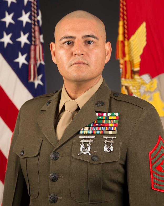 SgtMaj Luis Rivera