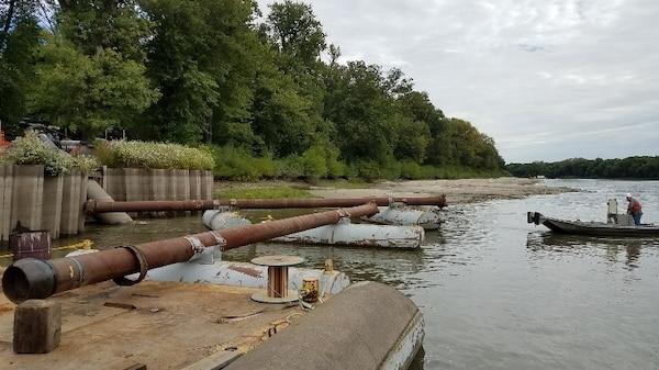 Dredge Pipeline