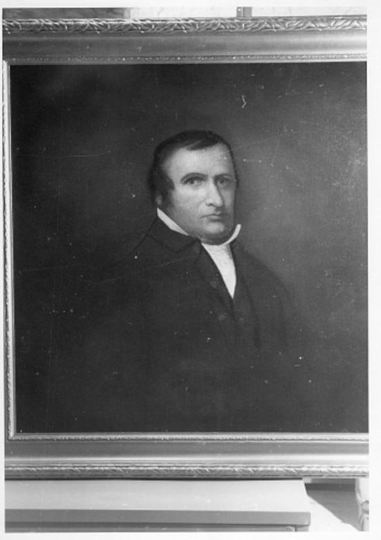 Portrait of William Whitley.
